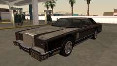 Lincoln Continental Mark V 1979 SA