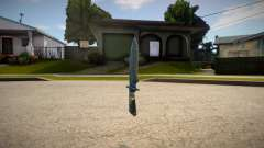 Knife from Counter Strike 1.6 pour GTA San Andreas