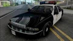 Chevrolet Caprice 1992 LAPD Improved