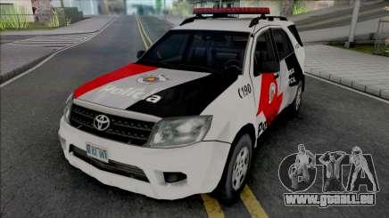 Toyota Hilux SW4 PMESP pour GTA San Andreas