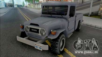 Toyota Land Cruiser (Pick Up) pour GTA San Andreas