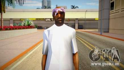Officer Tenpenny Balla Clothes Mod pour GTA San Andreas