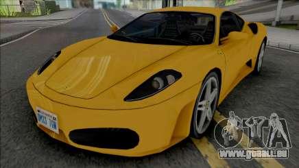 Ferrari F430 Improved pour GTA San Andreas