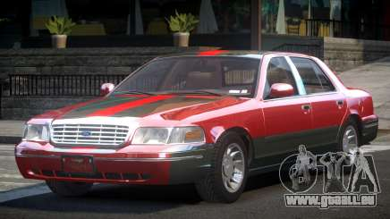 Ford Crown Victoria 90S L10 pour GTA 4