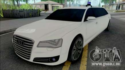 Audi A8 Limo für GTA San Andreas