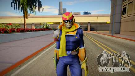 Captain Falcon (SSBU) pour GTA San Andreas