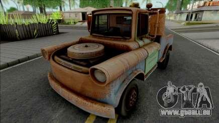 Tow Mater Normal Version pour GTA San Andreas