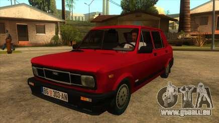 1989 Zastava Yugo Skala 55 pour GTA San Andreas