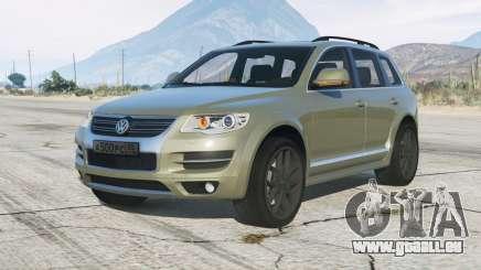 Volkswagen Touareg V6 TDI (Typ 7L) 2007〡add-on pour GTA 5