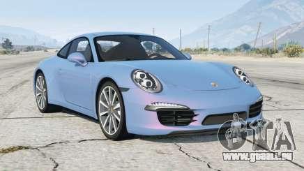 Porsche 911 50 Years Edition (991) 2013 pour GTA 5