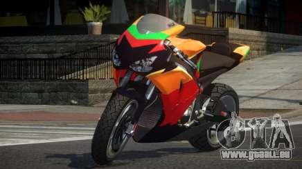 Honda Fireblade pour GTA 4