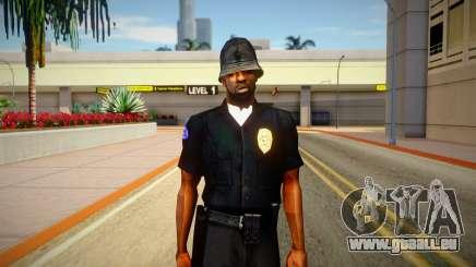 Bmyst - Police Uniform Model pour GTA San Andreas