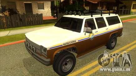 GTA V Rancher XL für GTA San Andreas