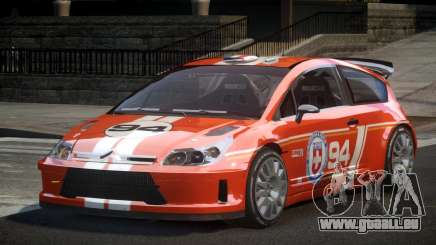 Citroen C4 SP Racing PJ3 pour GTA 4