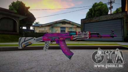 AK47 Armageddon Imperial Driver für GTA San Andreas