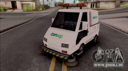 Sweeper Comcap SC für GTA San Andreas