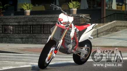 Honda CRF 250 L2 pour GTA 4