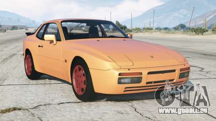 Porsche 944 Turbo 1989〡add-on pour GTA 5