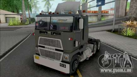 Ford 9000 Grey pour GTA San Andreas