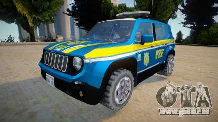 Jeep Renegade 2020 - PRF für GTA San Andreas
