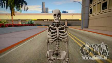 Skeleton from Team Fortress 2 pour GTA San Andreas