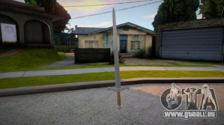 Old Russian Sword pour GTA San Andreas