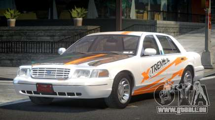 Ford Crown Victoria 90S L8 pour GTA 4