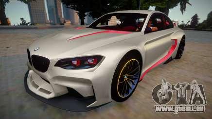 BMW M2 VISION 2 pour GTA San Andreas