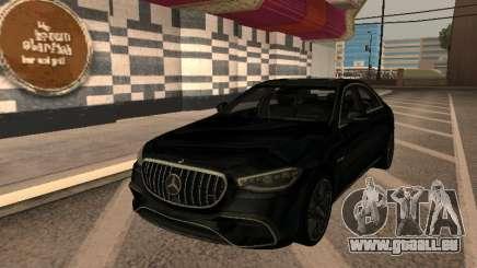 Mercedes-Benz S63 (W223) pour GTA San Andreas