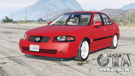 Nissan Sentra SE-R Spec V (B15) 2005 pour GTA 5