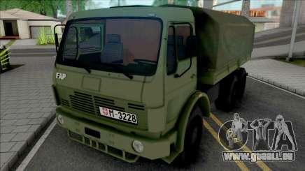 FAP 2026 [Serbian Military Truck] pour GTA San Andreas