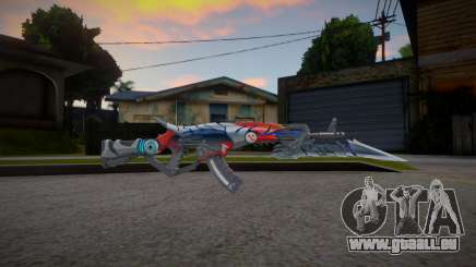 AK Hero Alpha pour GTA San Andreas
