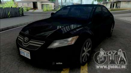 Toyota Camry 2010 Improved pour GTA San Andreas