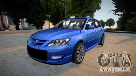 Mazda Speed 3 2019 pour GTA San Andreas