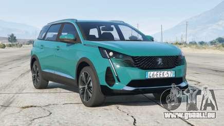 Peugeot 5008 2020 pour GTA 5