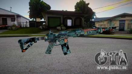 M4A1 VIP pour GTA San Andreas