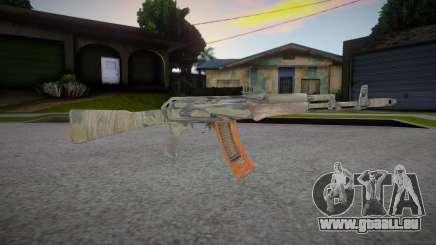 AK-47 (Metro 2033) pour GTA San Andreas