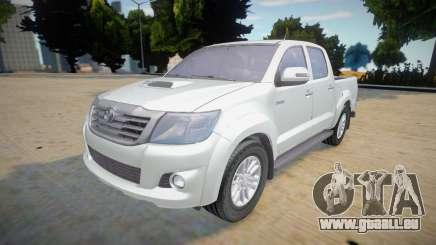 Toyota Hilux 2014 Diesel für GTA San Andreas