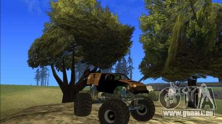 Aucun fermier aucun camion de monstre de nourriture pour GTA San Andreas