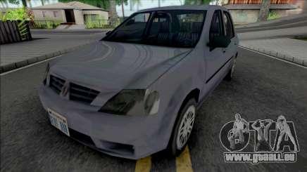 Renault Logan 2008 pour GTA San Andreas