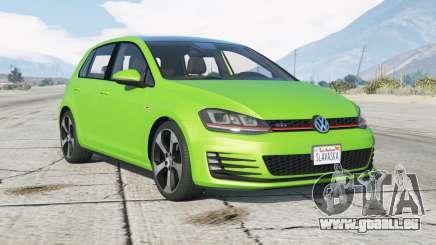 Volkswagen Golf GTI 5 portes (Typ 5G) 2015〡add-on pour GTA 5