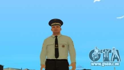 Chef de DPS pour GTA San Andreas