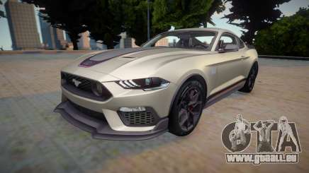 Ford Mustang 2021 pour GTA San Andreas