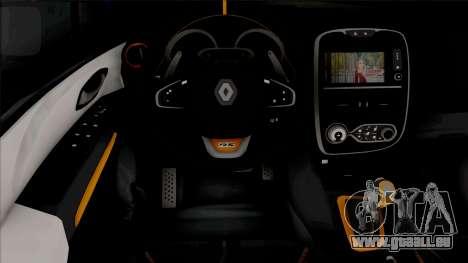 Renault Clio 4 RS pour GTA San Andreas