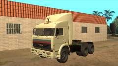 Kamaz 54115 (Camionneurs) v2