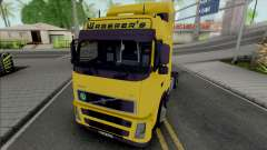 Volvo FH12 460 Waberers