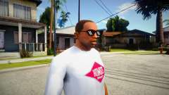 Turn Down For What Glasses For Cj für GTA San Andreas