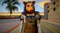 Pighead from Dead by Daylight pour GTA San Andreas