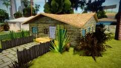 La nouvelle maison de Denise (textures de qualité) pour GTA San Andreas