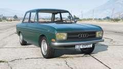 Audi 60 berline 2 portes (F103) 1969〡add-on pour GTA 5